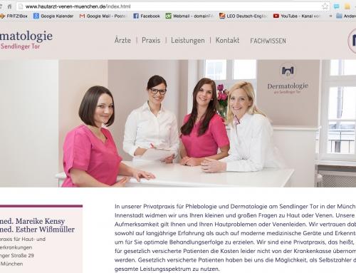 Fotos für Webseiten