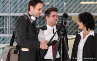 Professionelle Videos für Webseiten setzen Ihr Unternehmen sympathisch in Szene
