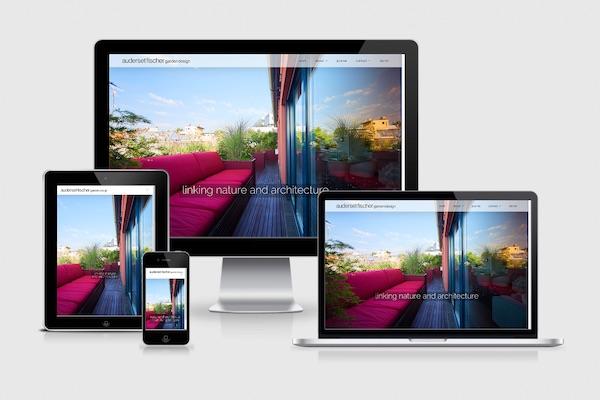 REHBINDER Webdesign Auderset Fischer Design
