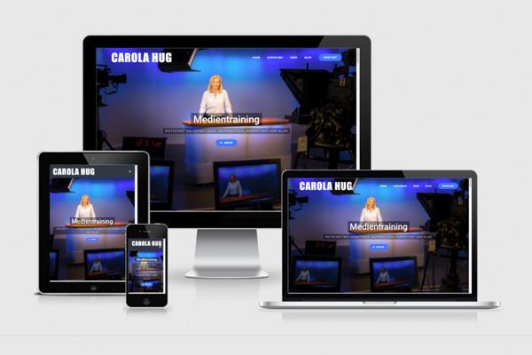 REHBINDER WEBDESIGN Carola Hug Medientraining