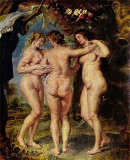 Schönheit in der Fotografie - Schönheitsideal im 17. Jahrhundert